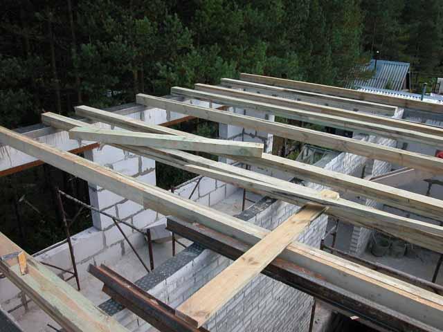 деревянное перекрытие дома - Нужные схемы и описания для всех.