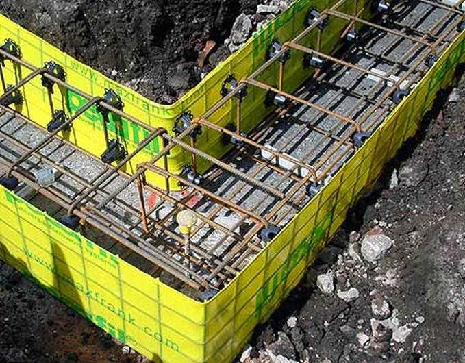 Опалубка для бетонной стены своими руками фото 979