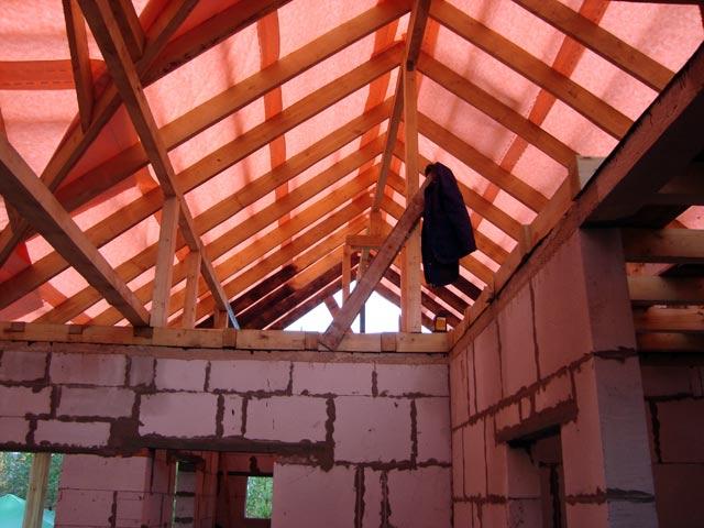 Меняем крышу дома  видео 115