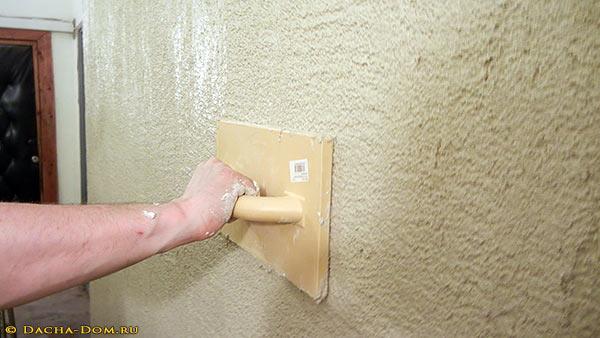 Как выровнять стены в коридоре своими руками 38