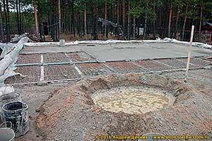 ошибки бетонирования фундаментов