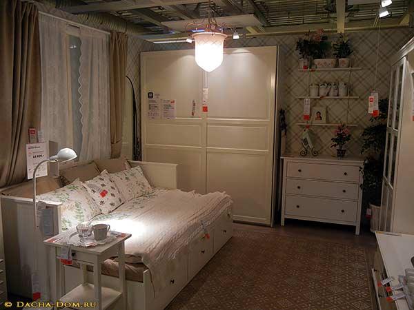 спальни икеа мебель и интерьеры спален