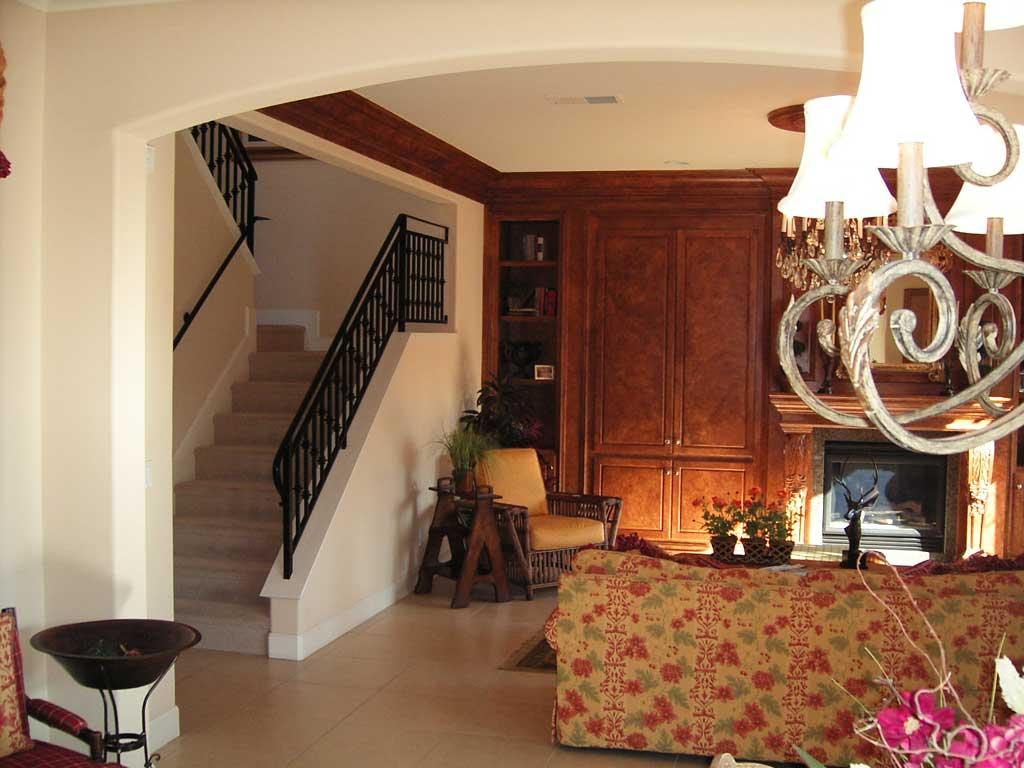 Интерьер дома дизайн интерьера дома