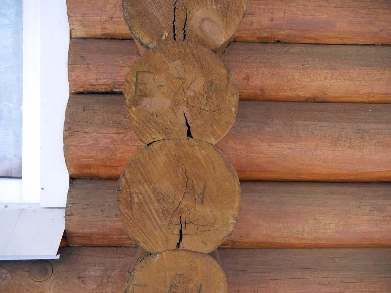 Герметизация швов сруба в екатеринбурге