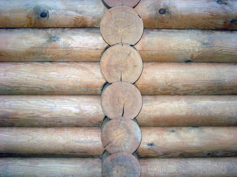 Конопатка сруба своими руками видео фото
