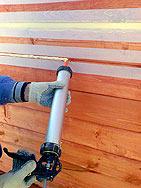межвенцовый герметик wepost wood