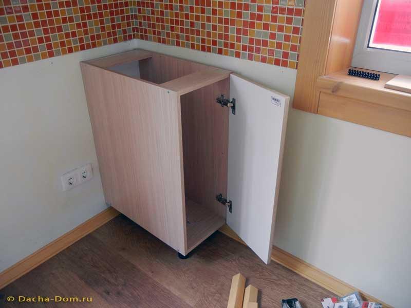 Шкафчик в кухню своими руками фото 15