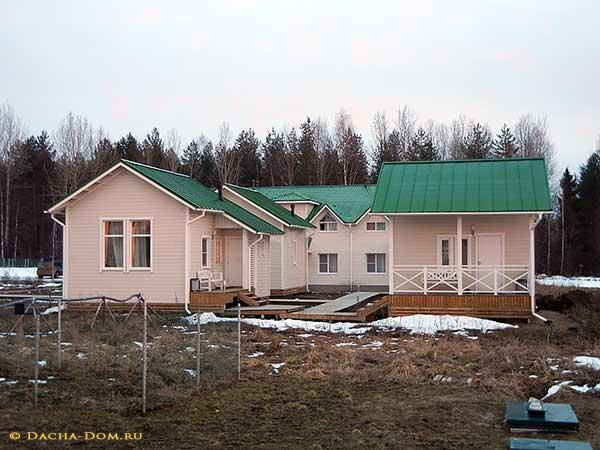 Проект маленького дома