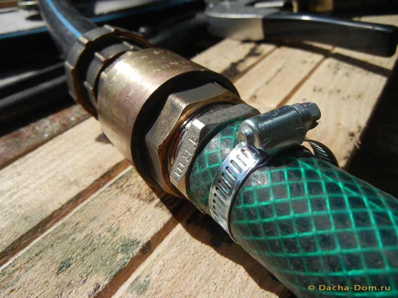 Клапан для водяного насоса своими руками 67