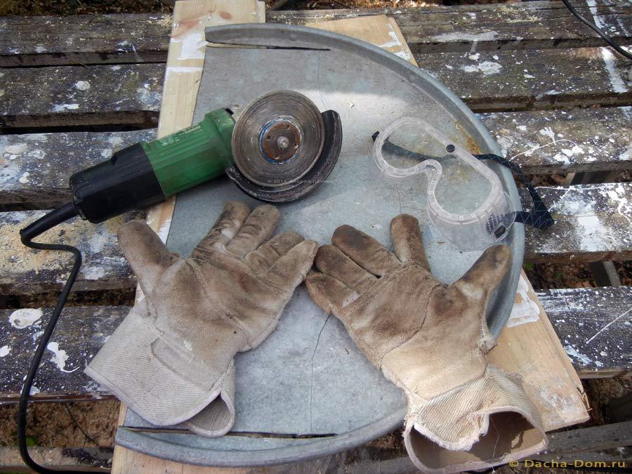 Таблички из металла своими руками