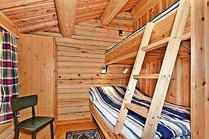 скандинавский дачный дом