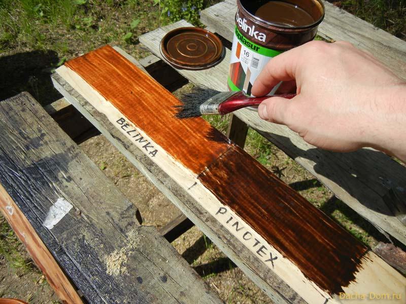 Как состарить древесину своими руками 186