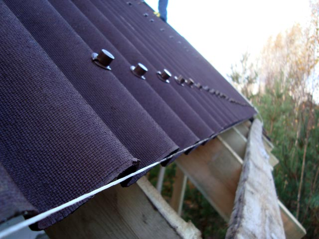 Onduline Corrugated Roofing Sheets