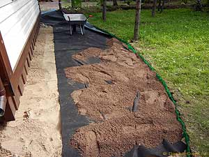 sand garden pathways