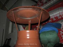 колпак зонтик для дымохода