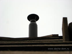 дымоход из стали