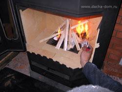 печь камин Бавария Призматик