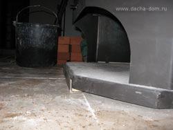печь камин Бавария