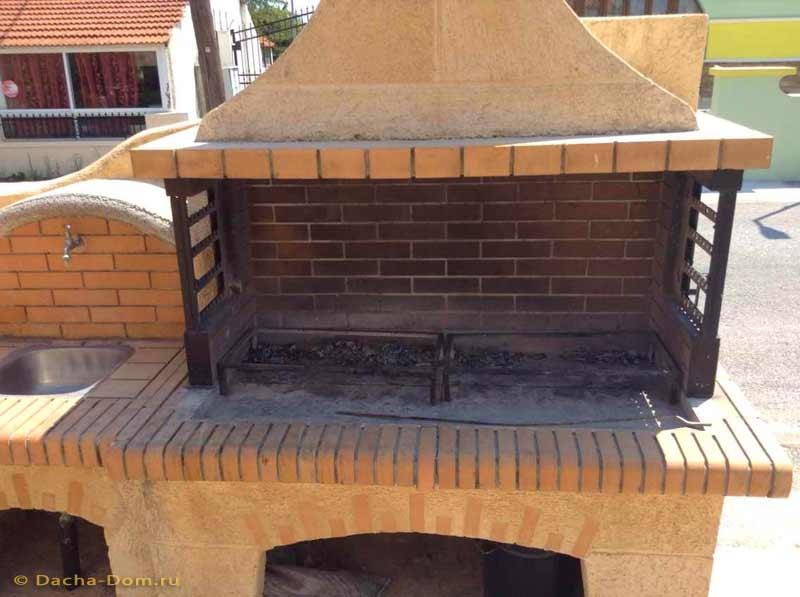 Печь барбекю греческая все переносные угольные барбекю, гриль и коптильни