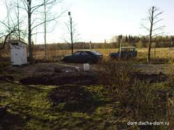 подготовка грунта под фундамент