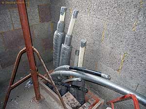 фундамент монолитная плита