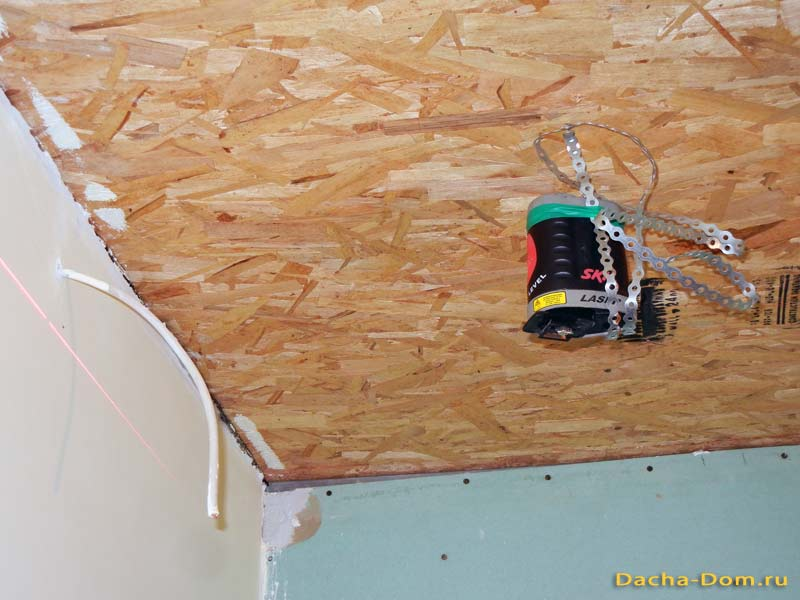 Монтаж реечного потолка своими руками фото 355