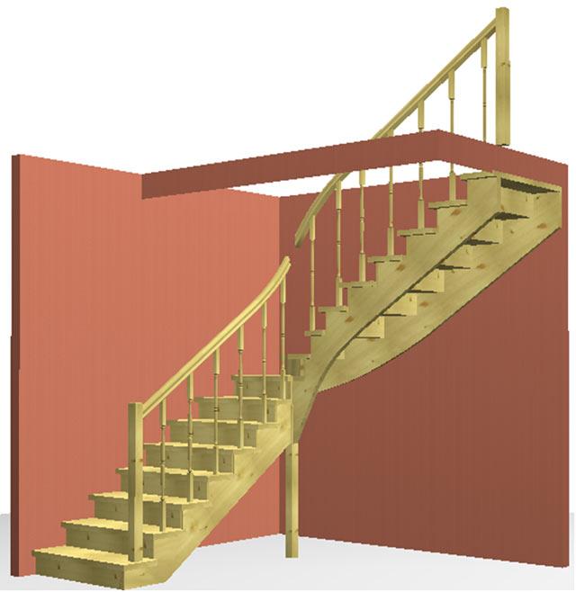 Лестницы и комплектующие для лестниц в Подольске – цены