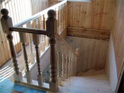 расчет лестницы