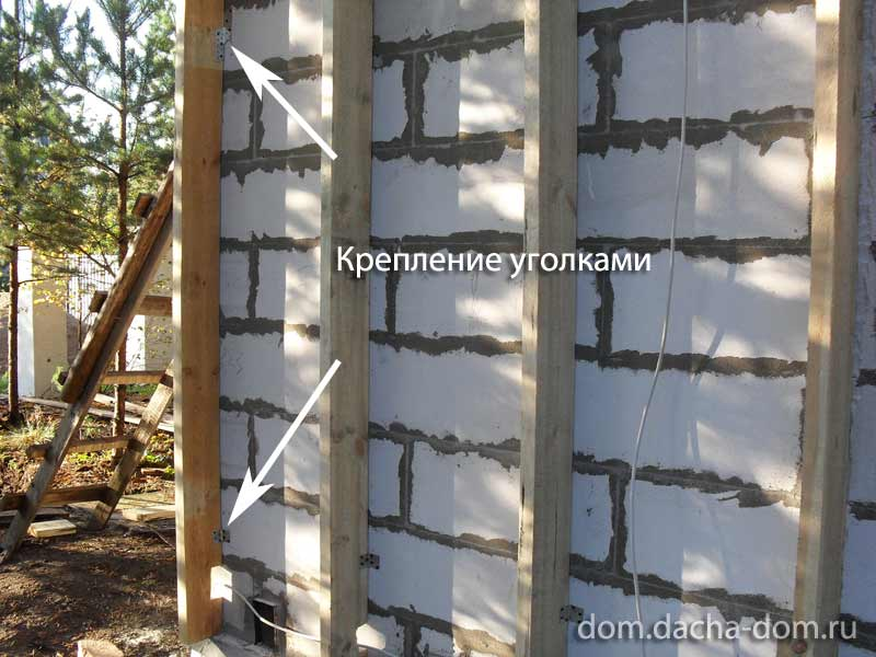Стен деревянных для теплоизоляция
