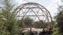 дом купол