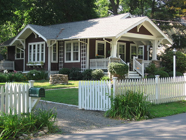 Архитектурные стили домов