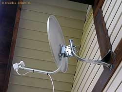 как настроить антенну триколор