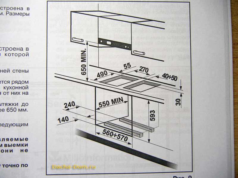 Ремонт сенсорная плита