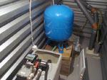 схема водопровода на даче из колодца.