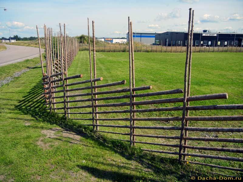 Забор дешево своими руками монтаж ворот ижевск
